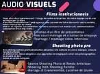 Audio visuels - Maroc