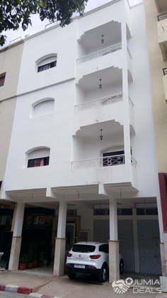Immeuble R+3 à Vendre Lwifak Temara