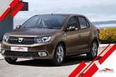 location de voiture DACIA LOGAN à bas prix - Maroc