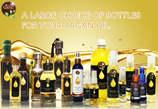 Huile D'argan 100% Certifiée Bio Dans Une Bouteille en Verre Avec Compte-Gouttes - Maroc