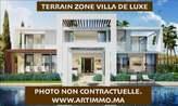 Terrain zone villa de 2531m a Agdal - Maroc
