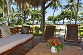Villa sur plage de cocotiers à Nosy Be - Madagascar