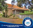 Villa de type F5 avec piscine à louer à Androhibe REF 41258 - Madagascar