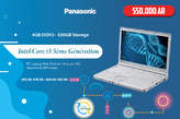 LAPTOP PANASONIC CORE i3 - Madagascar