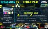 Reparation Tv Plat - Ecran Plat à Madagascar - Madagascar
