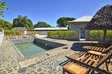 Maison neuve avec piscine à 50m de plage à Nosy Be - Madagascar