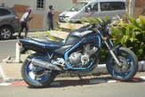 Yamaha Xt 600R Mod 2004 - Madagascar