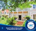 Villa F11 avec studio à louer à Faravohitra REF 10679 - Madagascar