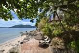 Lodge Hotelier Sur Plage à Nosy Komba - Madagascar
