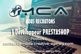 Développeur Prestashop - Madagascar