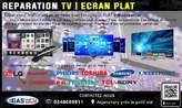 Réparation TV Plat- Ecran Plat à Madagascar - Madagascar