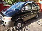 Hyundai Starex Mod 2002 - Madagascar