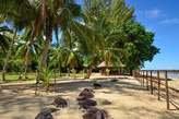 Magnifique domaine balnéaire de plage - Nosy Be - Madagascar