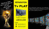 Reparation Tv / Ecran Plat a Madagascar - Madagascar
