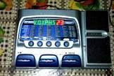 Pédale Multieffet pour Guitare Digitech Rp300 - Madagascar
