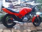 Yamaha Rz250r - Madagascar