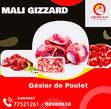 Gesier Mixé avec foie - Mali