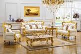 Salon 8 places Royal Turquie  - Mali