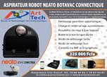 Aspirateur ROBOT NEATO BOTAVAC Connectique - Mali