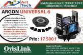 ARGON Universal 6 - Mali