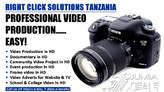 Professional Video Production - Tanzania