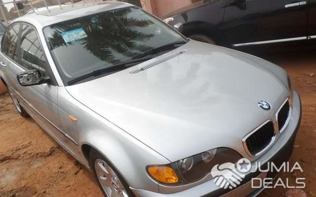 Bmw 325i 2002 Silver Accra