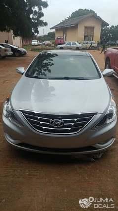 Silver Hyundai Sonata >> Hyundai Sonata 2012 Silver Ablekuma