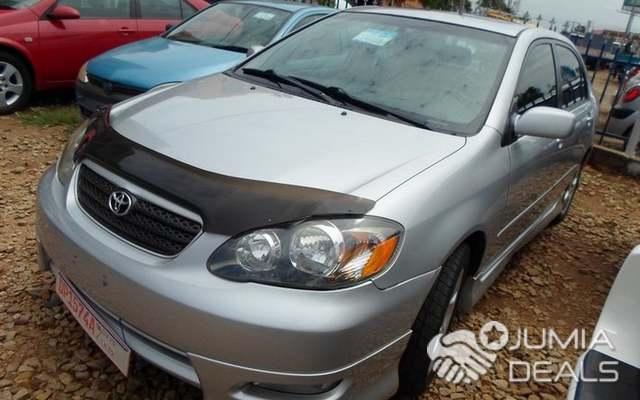 2005 Toyota Corolla Xrs >> Toyota Corolla Xrs 2005 Silver