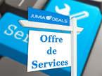 Services Factures - Gabon