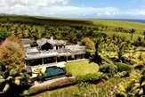 PRESTIGIEUSE VILLA VUE MER EPOUSTOUFFLANTE AU SEIN D'UN GOLF DANS LE SUD-OUEST AUTHENTIQUE - Mauritius