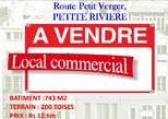 Batiment Commercial a Vendre , Petite Riviere - Mauritius