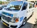 Nissan Urvan E25 2012  - Mauritius
