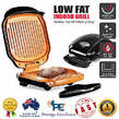 LOW FAT GRILL: WORLD'S BEST SELLER ELECTRIC GRILL - Mauritius