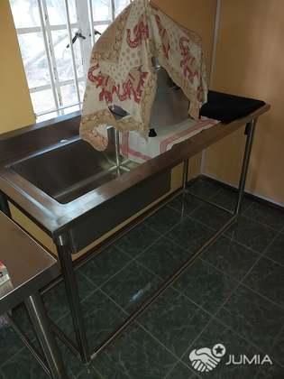 Table Inox Avec Evier