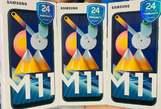 Samsung M11 32GB ( Dual sim ) selado  - Moçambique
