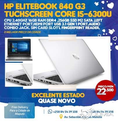 Hp Elitebook 840 G3 Tuchscreen Core i5-6300 U