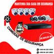 Promoção de Instalação de Kit Completo de 8 cameras de Segurança  - Moçambique