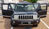 Jeep Commander 5.7 L Hemi 2007 - Moçambique
