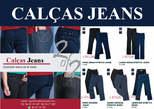 Calças Jeans - Moçambique