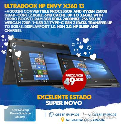 Hp Envy Ultrabook X360 13