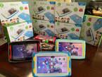 Temos à venda Tablet Infantil W8 / 16GB ( selado )  - Moçambique