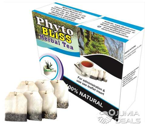 PHYTO BLISS HERBAL TEA