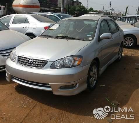 Tokunbo Toyota Corolla Sports Lagos Jumia Deals