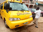 School Bus - Nigeria
