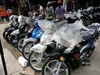 New haojue bikes - Nigeria