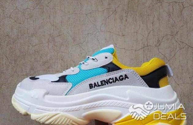 balenciaga designer triple s sneakers