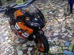 Yamaha power bike - Nigeria