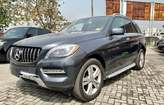 Foreign used 2014 Mercedes Benz ML350 - Nigeria