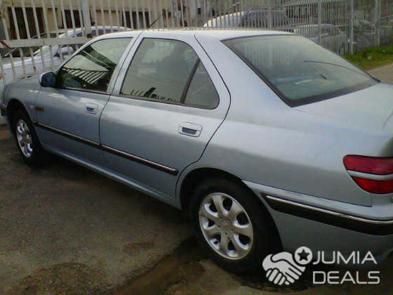 Clean tokunbo 2008 Peugeot 406 For sale with complete custom duties