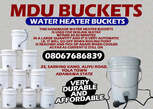 Bucket Water Heater - Nigeria